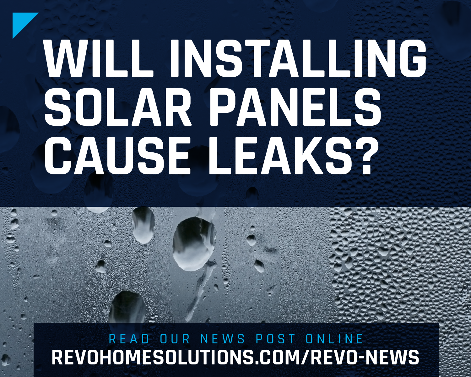 Will Installing Solar Panels Cause Leaks?